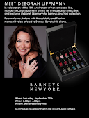 Meet Deborah Lippmann at Barneys New York in Beverly Hills