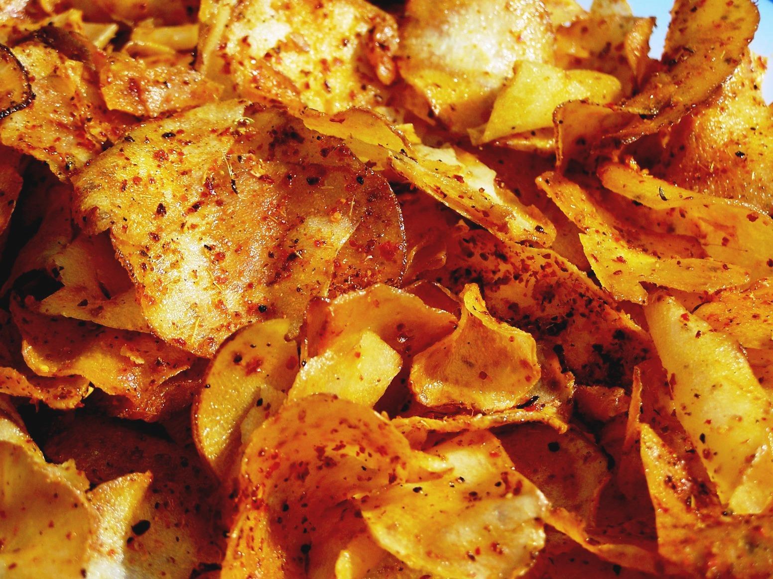 Resep Makanan Ringan dari Singkong - Keripik Singkong Pedas