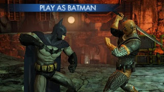 Batman Arkham City Lockdown Android Apk
