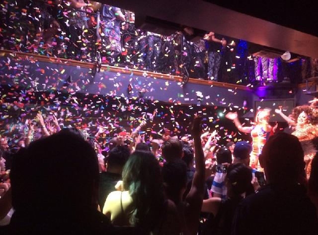 Balada Gay Piranha em Las Vegas
