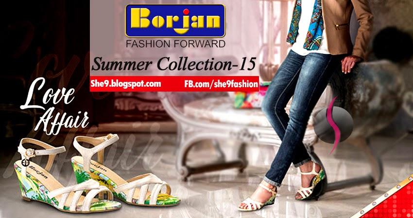 Borjan Footwear Summer 2015