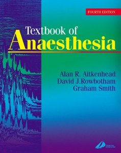 Textbook of Anaesthesia 4th Edition PDF
