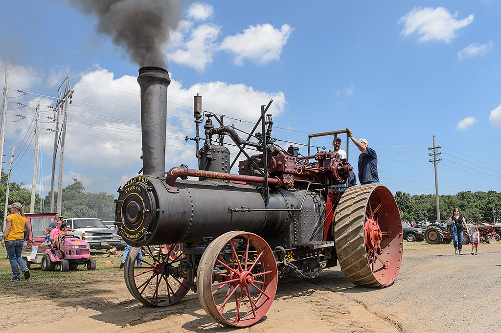 Berryville Steam Show
