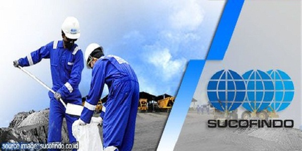 PT SUCOFINDO : ACCOUNT EXECUTIVE DAN SEKRETARIS DIREKSI - BUMN, INDONESIA