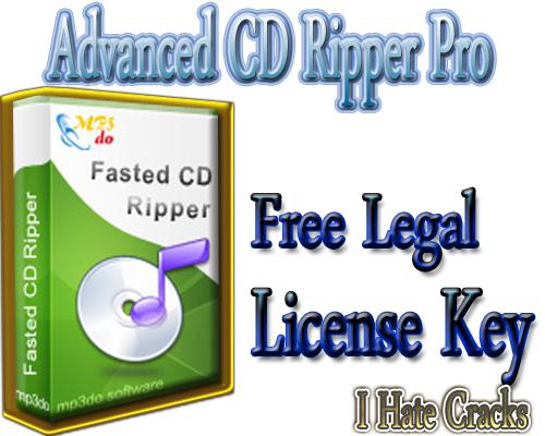 advanced cd ripper pro: