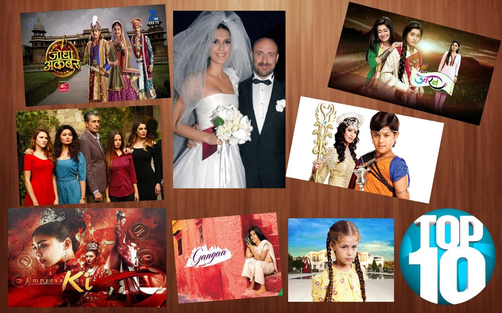 Top 10 Serial Asing Populer di TV Nasional Tahun 2015