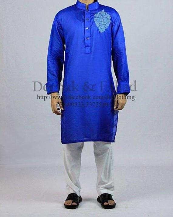 deepak n fahad mensboys summer eid kurtapajama shalwar
