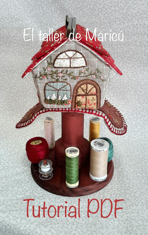 Needle House's box