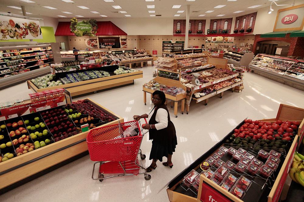 Aproveite Orlando: Target Super Target Bakery