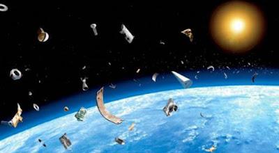 """Nuevo """"meteorito"""" ahora en Uruguay: ¿Están cayendo viejos satélites? Basuraespacial"""