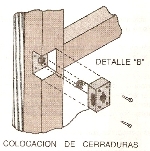 Muebles domoticos como hacer un armario proceso y - Como hacer puertas de armario ...