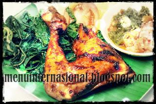 Cara Membuat Ayam Bakar Palembang Enak Gurih dan Istimewa