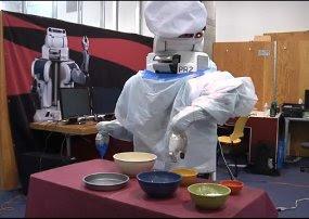 Robot Yang Dapat Membuat Kue