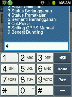 Cara Cek Sisa Kuota Internet Indosat