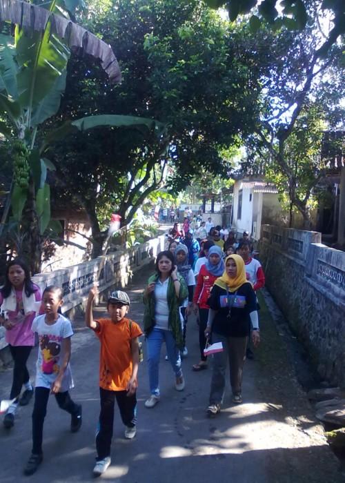 Dijalan Tengah Dusun Jloko Tengah