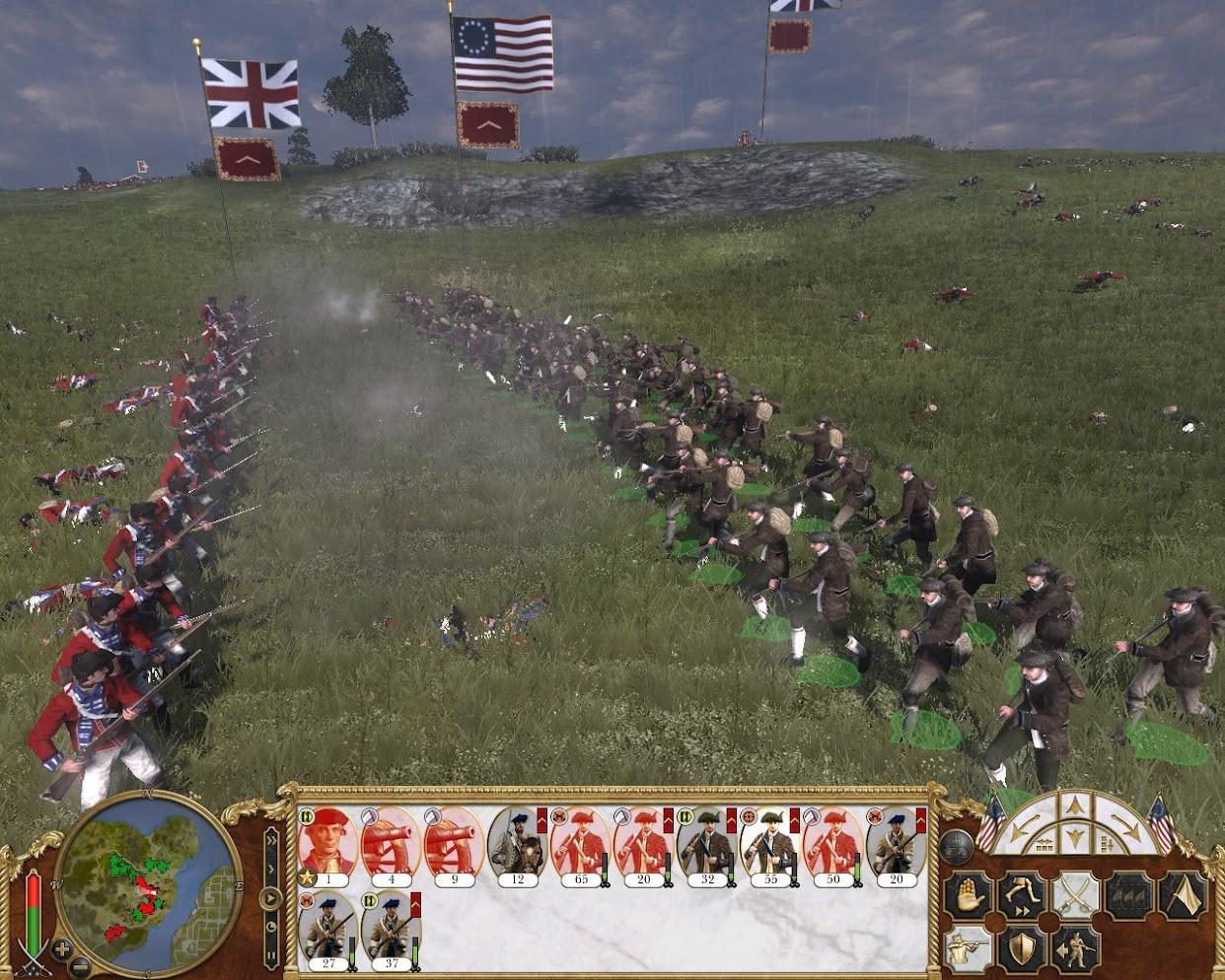 Ru Патч для пиратской Empiretotal war.