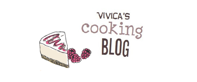 Vivica's cooking blog