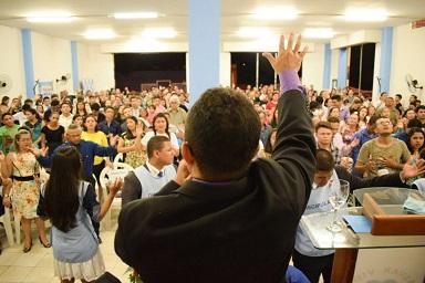 Aniversário da Congregação Canaã Itapajé