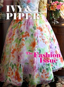 Featured in Ivy & Piper