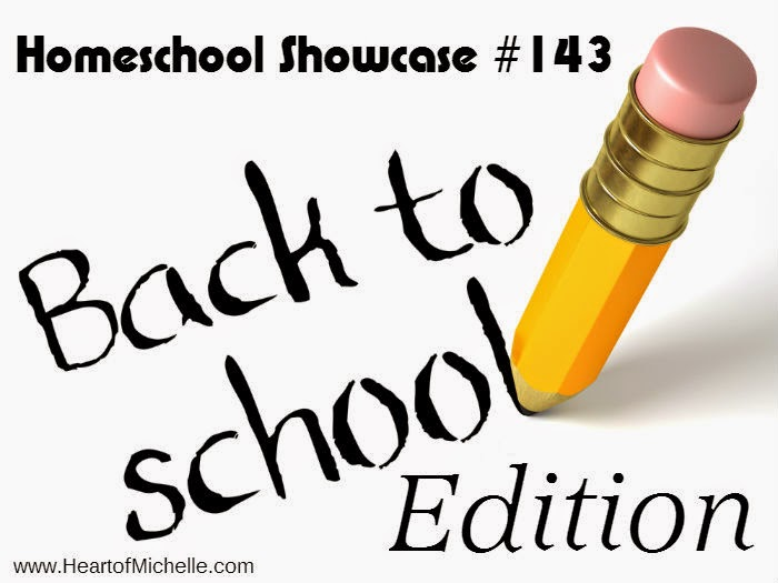 This back to school edition of the Homeschool Showcase features science, nature studies, geography, history and so much more. #homeschooling
