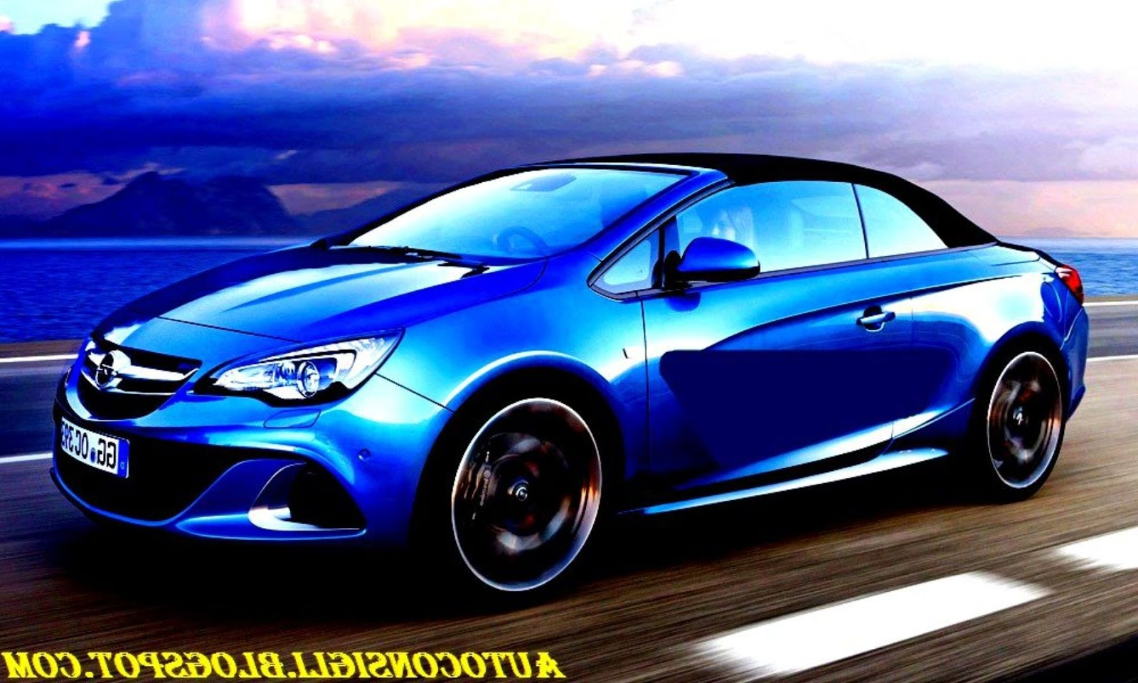 car al top 33 opel cascada opc versione sportiva da 280 cv. Black Bedroom Furniture Sets. Home Design Ideas