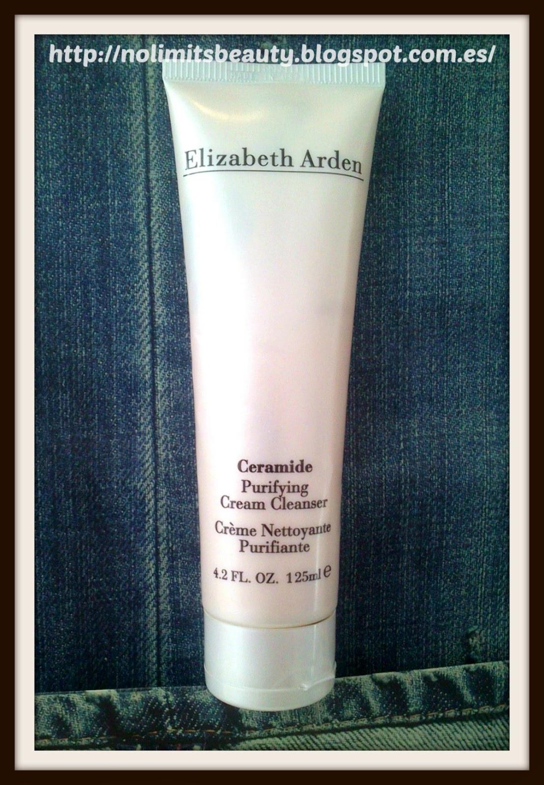 Ceramide Purifying Cream Cleanser de Elisabeth Arden