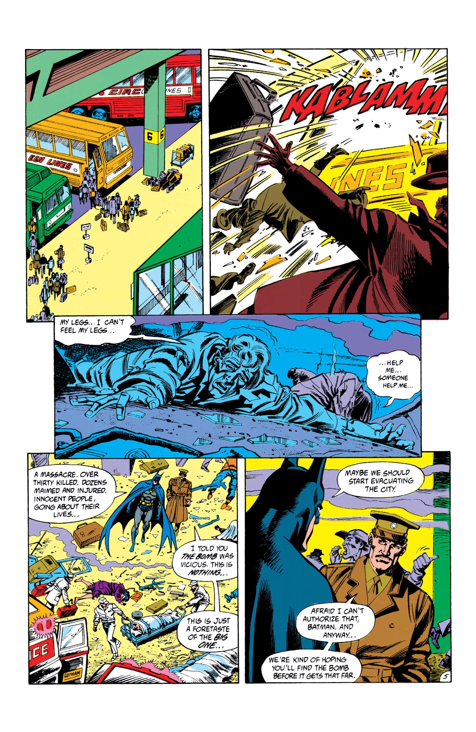 Detective Comics (1937) Issue #638 Page 6