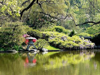 Ciri Dan Elemen Taman Jepun