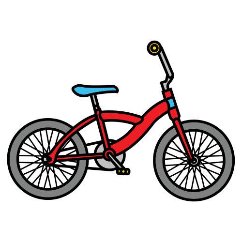 bicicletas para imprimir-Imagenes y dibujos para imprimir