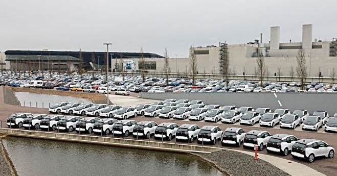 City Of Leipzig Gets 50 Bmw I3 Electric Cars Auto Bmw Review