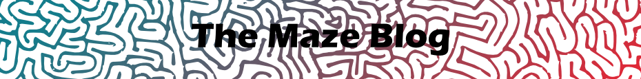 Maze Blog