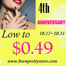 Born Pretty Store 4th Anniversary