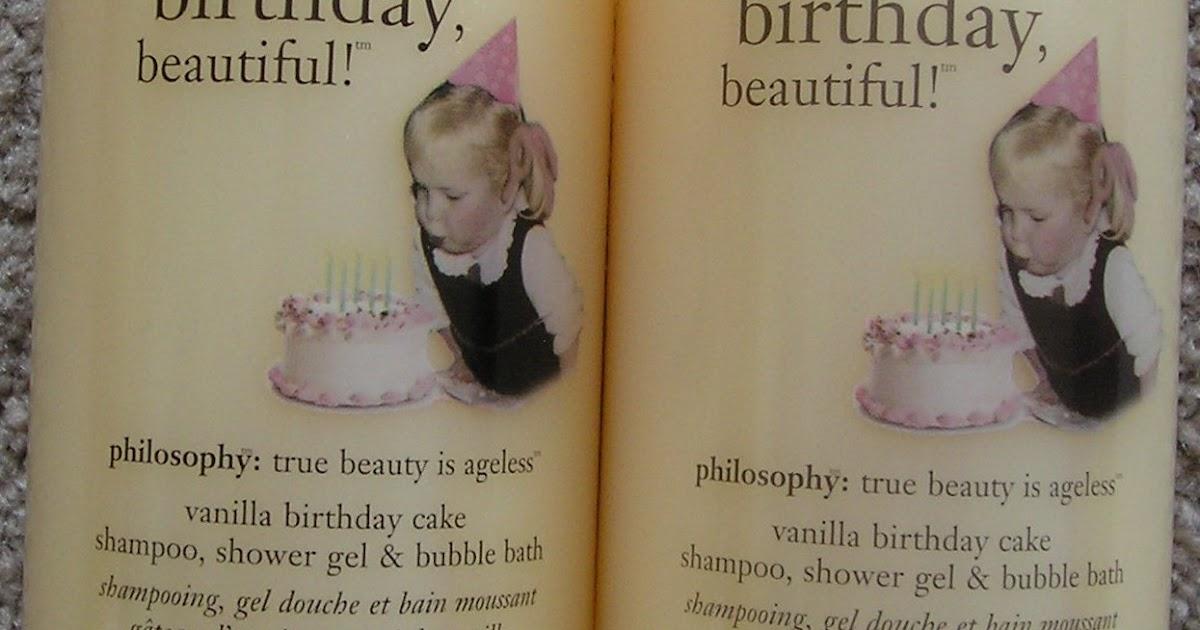 Glamorous Addiction Philosophy Happy Birthday Beautiful Review
