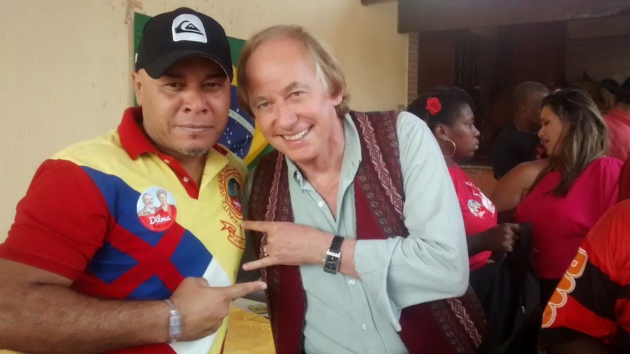 Com Deputado Estadual Carlos Minc