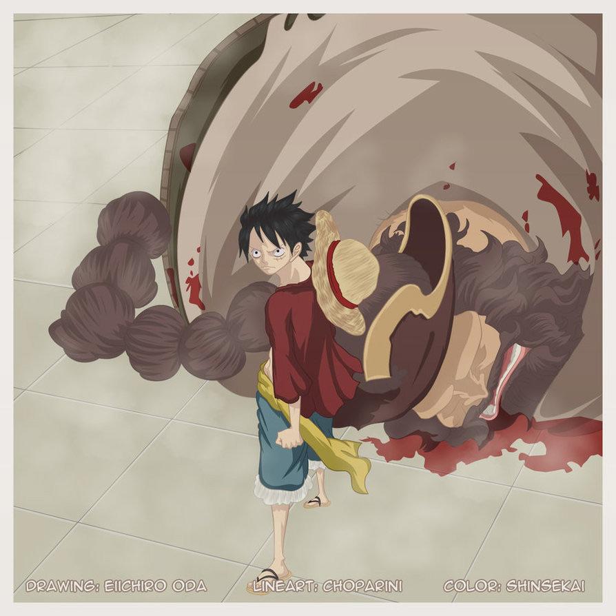One Piece Chapter 696: Nơi lợi ích gặp gỡ 019