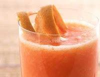 Suco de Papaia e Laranja (vegana)