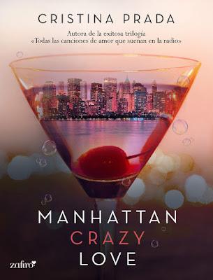 LIBRO - Manhattan crazy love  Cristina Prada (Zafiro - 27 octubre 2015)  NOVELA ROMANTICA ADULTA - EROTICA  Edición ebook kindle | Comprar en Amazon España