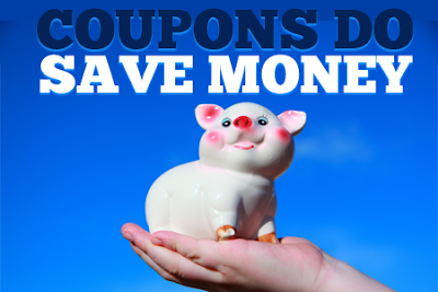 Coupons Do Save Money