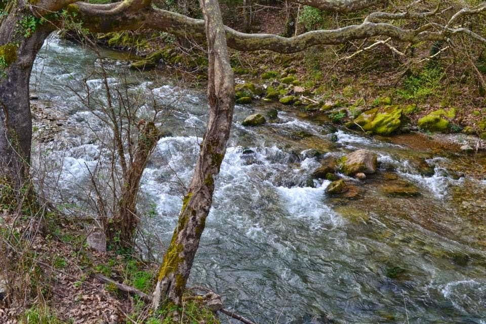 Ευρυτανία η χώρα των καλοτρεχούμενων νερών