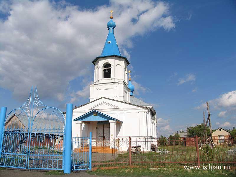 Чудиновская благодать. Село Чудиново. Челябинская область.