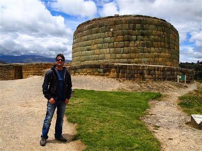Templo del Sol Ingapirca