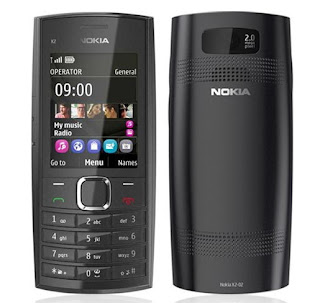 Harga handphone Nokia X2-02