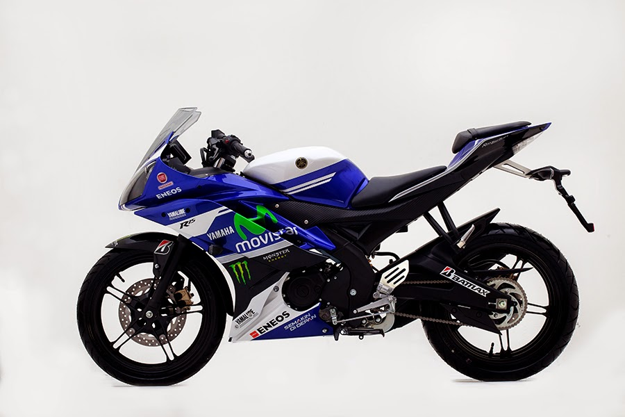 Yamaha YZF-R15 Terbaru