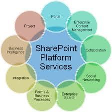 Sharepoint platform services