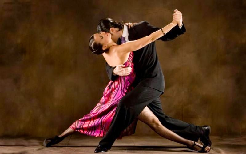 rhythms of the tango