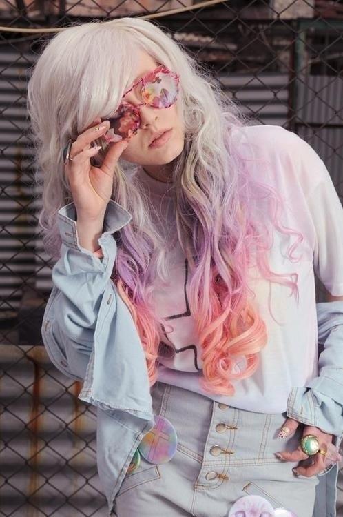 パステル, パステルカラー, pastel, 原宿, ヘアスタイル, まとめ, ストリート, ファッション, 裏原, 通販, フェアリー, フェアリー系, 髪型