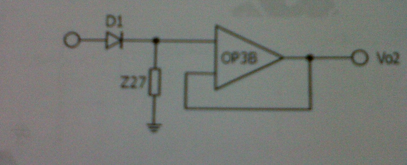 Final Year Project Home Patient Monitor Fyp Week 10 Bp Research Phase Half Wave Rectifier On Circuit Schematic Figure 4 3rd Stage Of