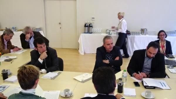 Παντελής Περιβολάρης:Συνάντηση στο πλαίσιο της έκθεσης της Αθήνας για τα προβλήματα της γούνας