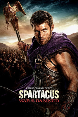 Spartacus: War Of The Damned Season 1 Episode 4, 22 Feb 2013