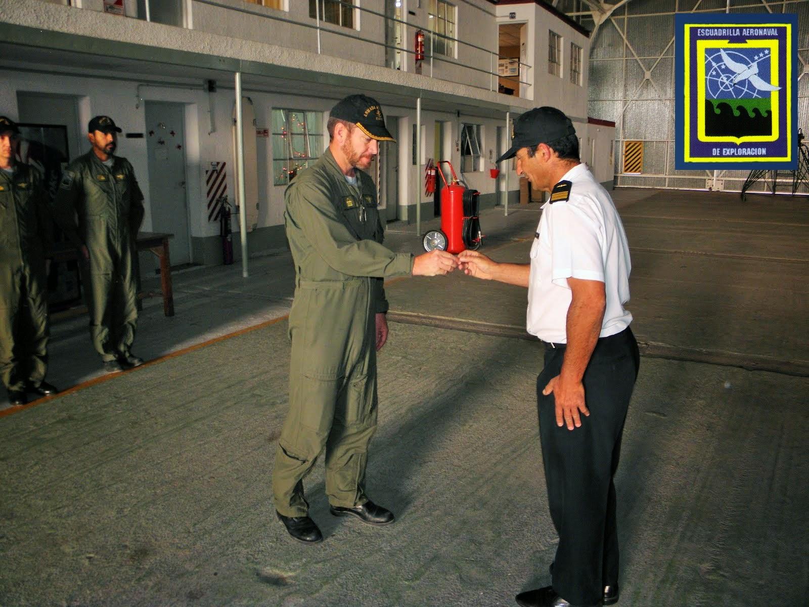 """Asume """"Suboficial de Unidad"""" en la EA6E"""